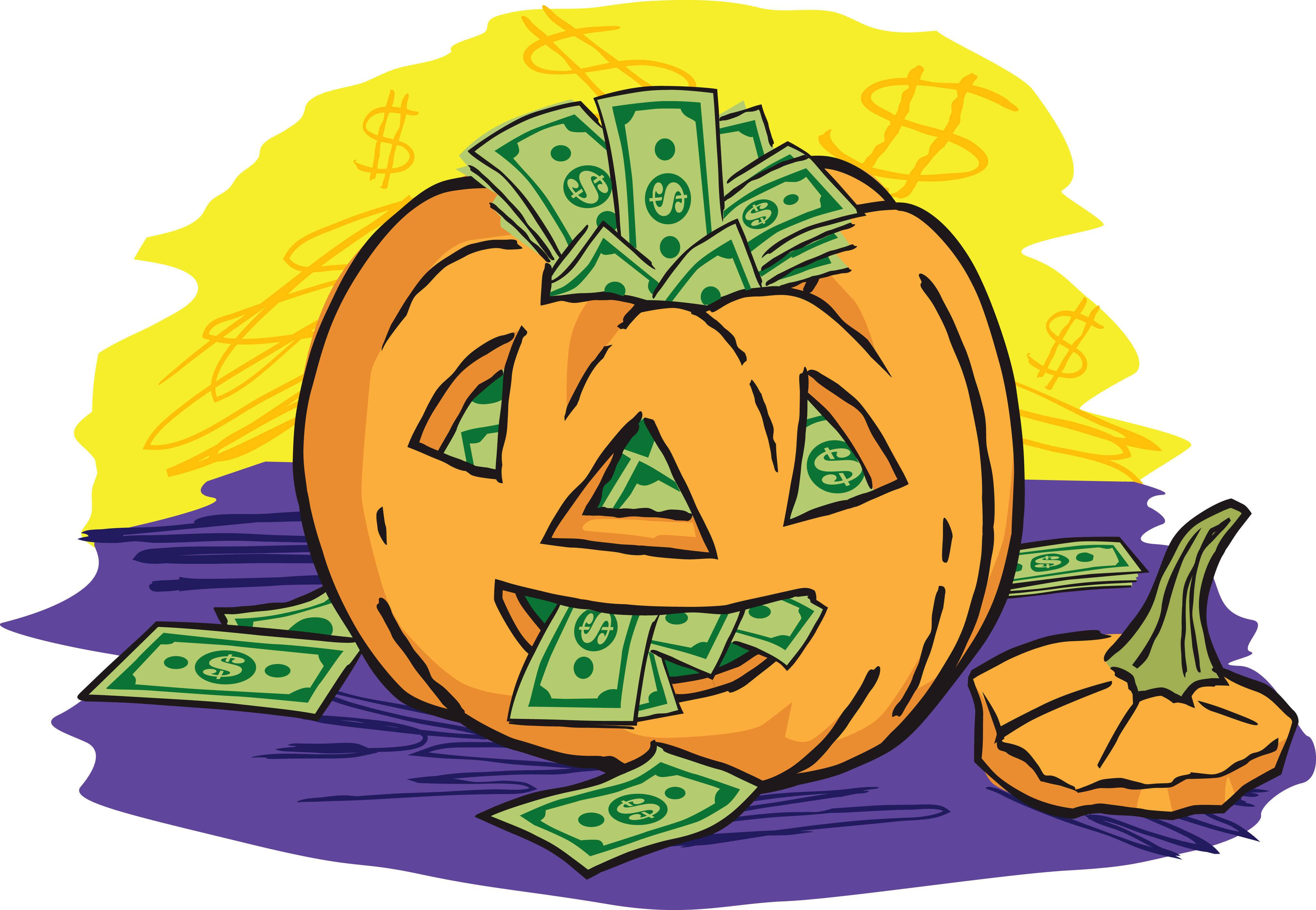 El efecto en la economía de Halloween