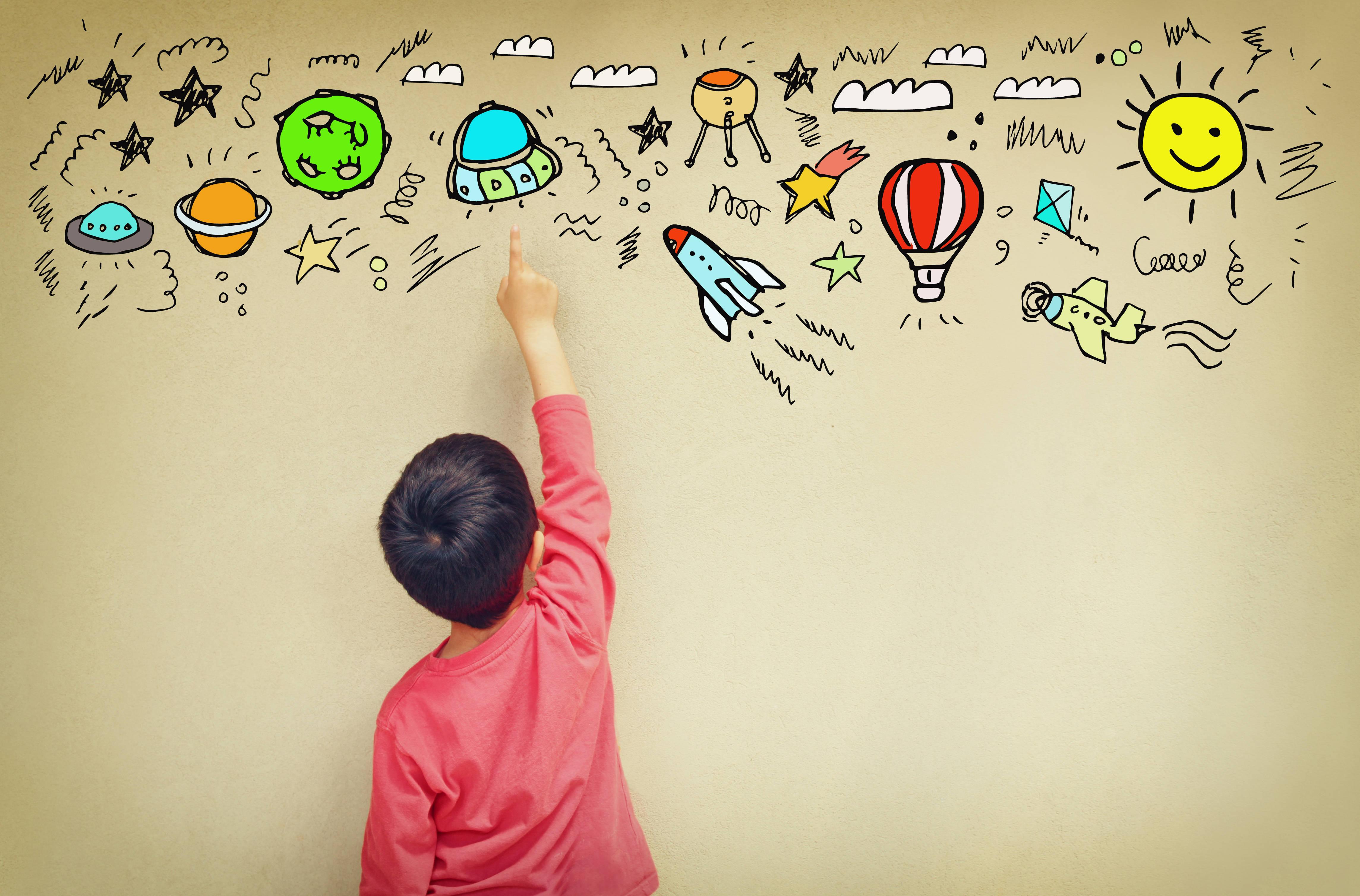 La Importancia de estimular la Creatividad en Educación