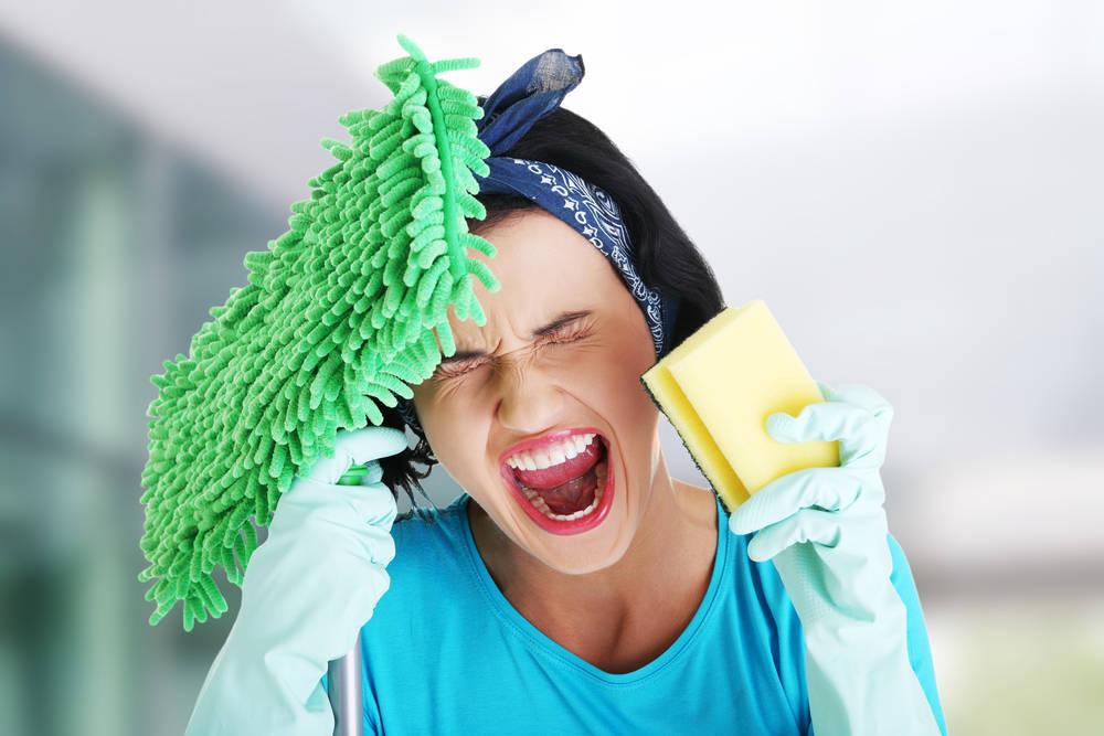 Al día con la limpieza del hogar