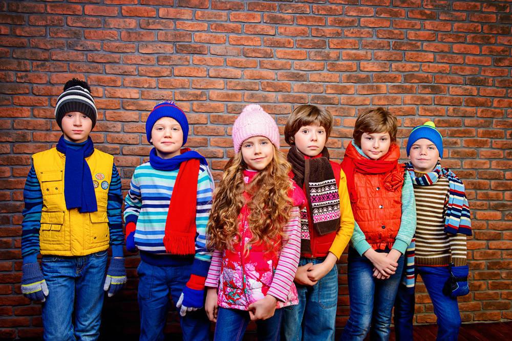 Ropa para niños, un clásico de la Navidad y los Reyes Magos