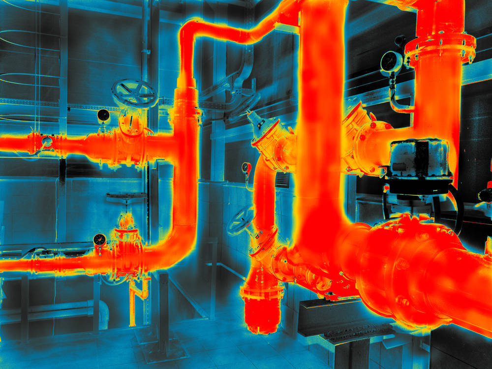 Cámaras termográfica y pirómetros infrarrojos