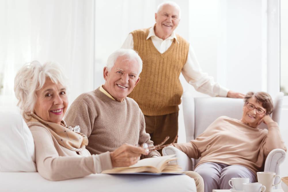 Beneficios de vivir en una residencia de ancianos