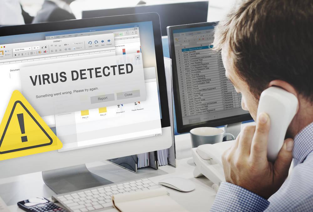 Virus y malware, molestos y muy peligrosos