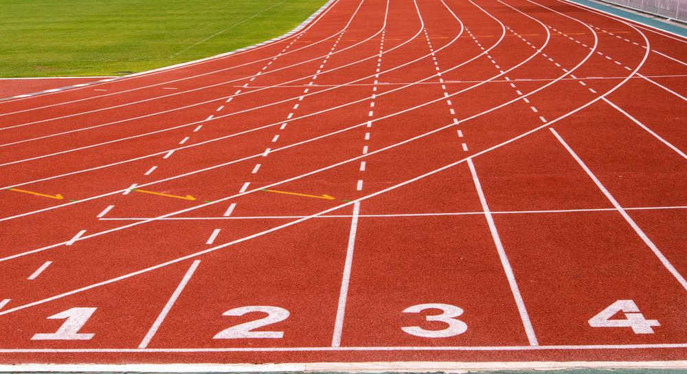 Que tienen en común las pistas de atletismo