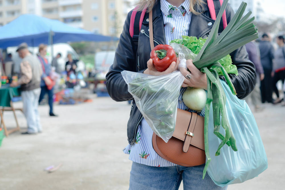 Las bolsas de plástico y la educación medio ambiental