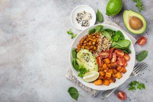 La dieta vegana es la más recomendable para adelgazar