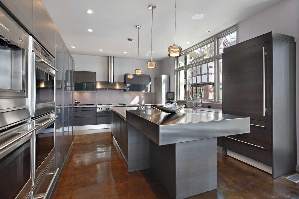 Estilo industrial: el acero como material decorativo para el hogar